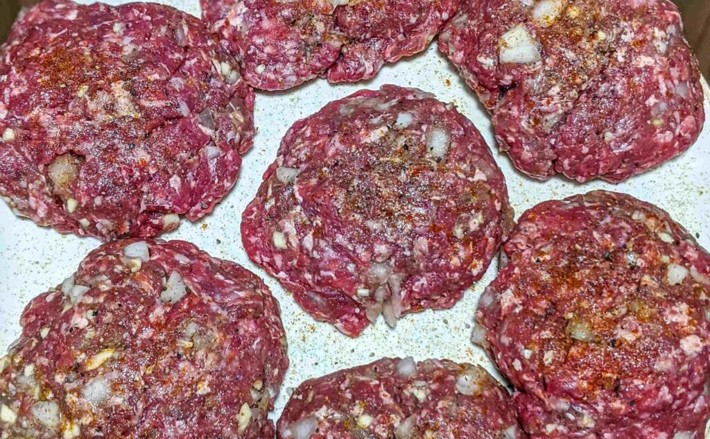 high protein low fat macro friendly ground beef recipe