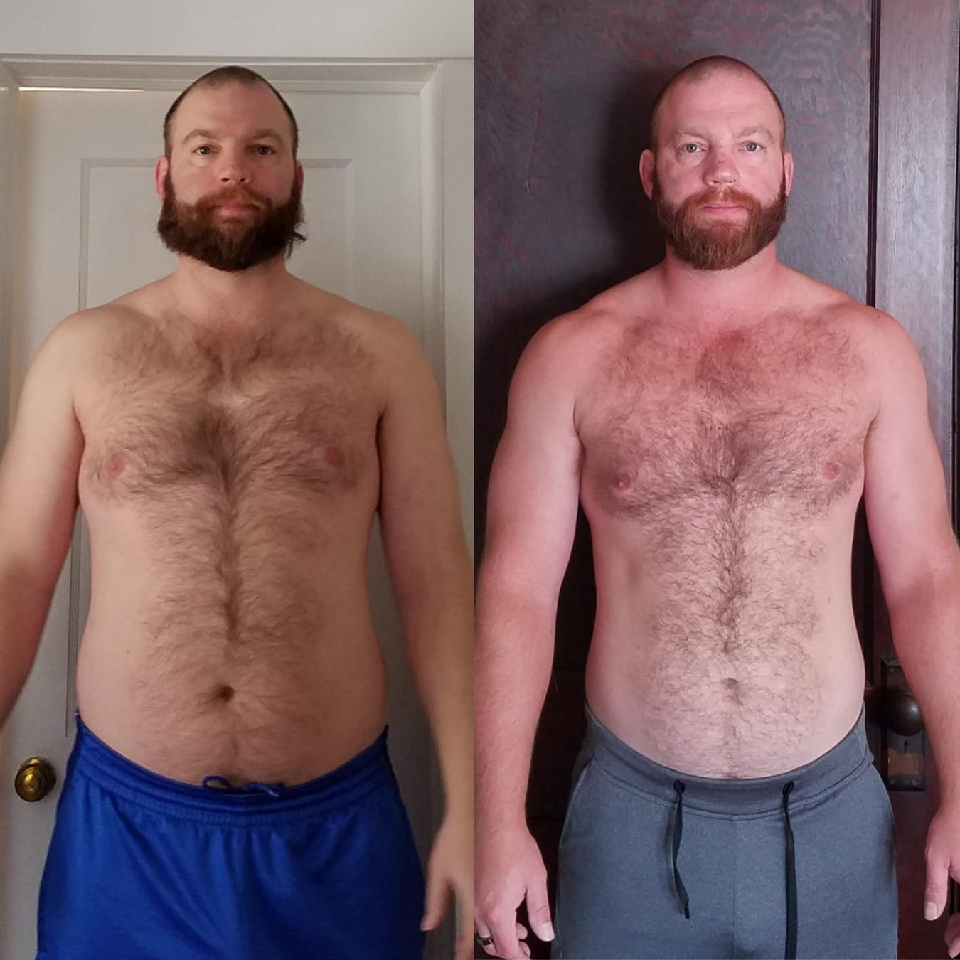 physique-transformation fat loss before after metabolic performance protocol