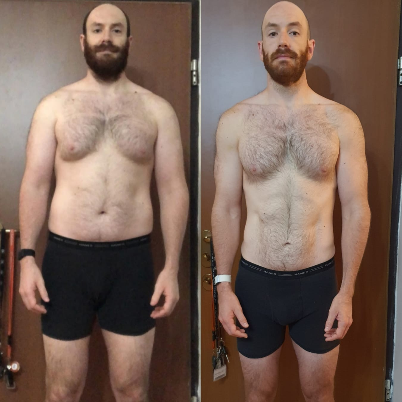 metabolic performance protocol transformation fat loss before after