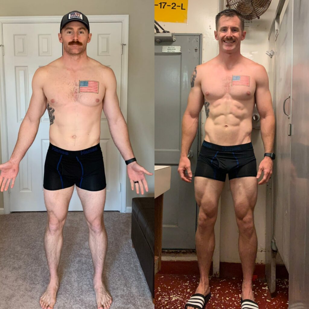 nick-mpp-fat-loss-transformation-before-after-straker-nutrition-company