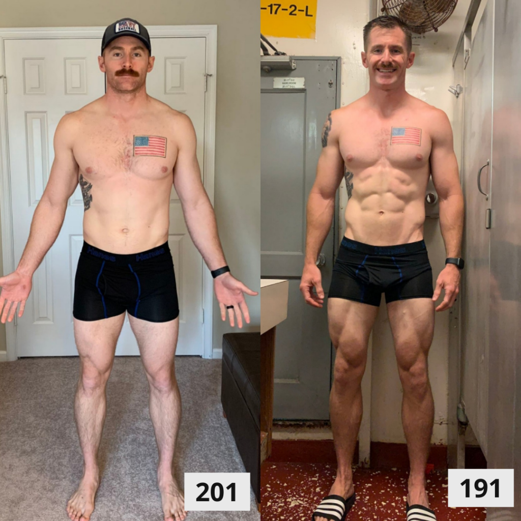 before-after-transformation-fat-loss-metabolic-performance-protocol