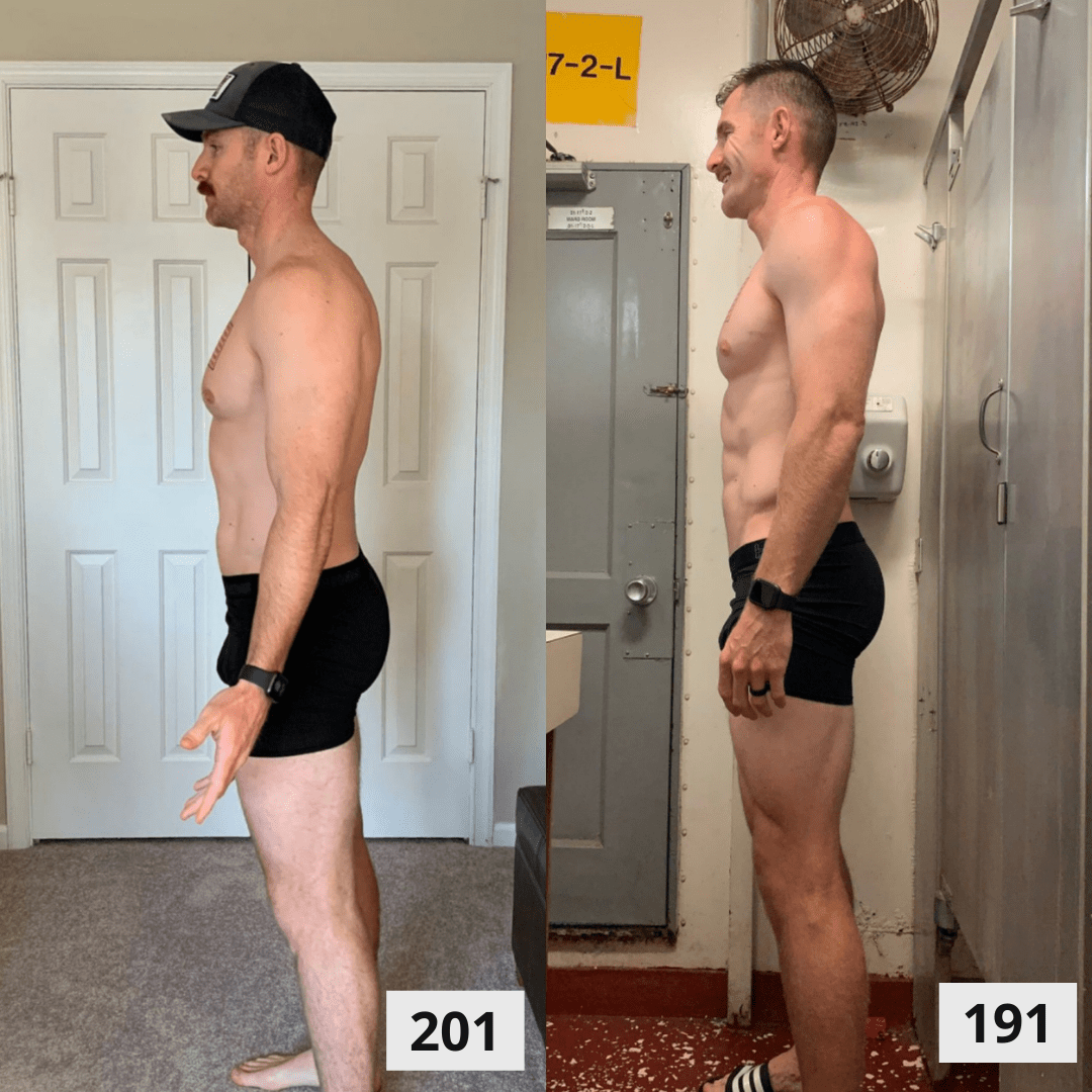 Metabolic Performance Protocol Fat Loss Transformation Before After Fat Loss